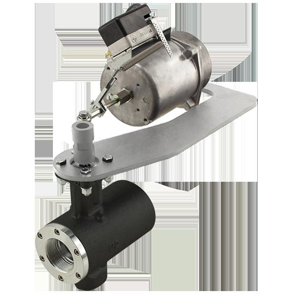 VSI v-ball valve